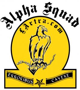 Alpha Squad Badge