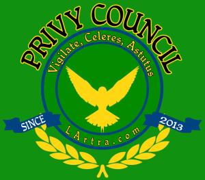 Privy Council Badge