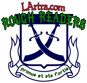Rough Readers Badge