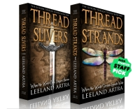 Thread Slivers & Thread Strands Staff Pick 200x156